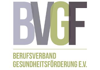 Logo Berufsverband Gesundheitsförderung BVGF Mitglied