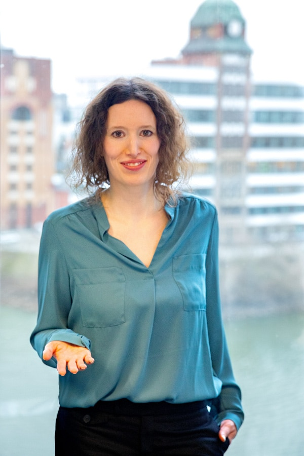 Diplom-Psychologin Tatjana Kippels, Enhealth your business - Gesunde Führung für gesunde Unternehmen.